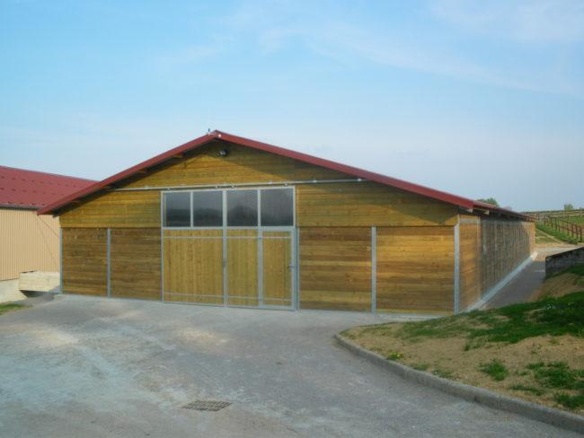 Barns pour chevaux | LMS Bourbonnaise
